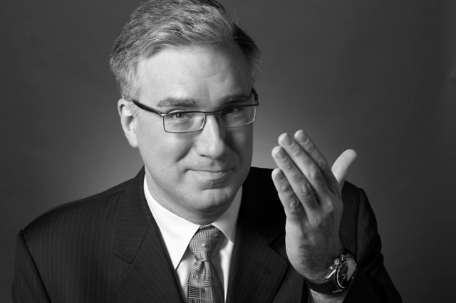 Keith Olbermann, NYC, 12/13/07
