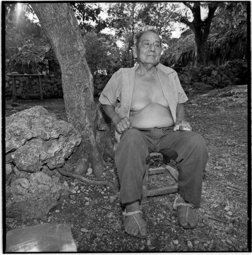 Don Santiago Itza Can, Tepich, Quintana Roo, Mexico