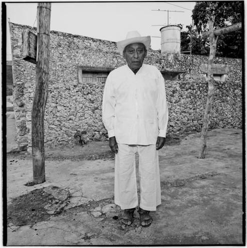 Don Sixto Balam Can, Señor, Quintana Roo, Mexico