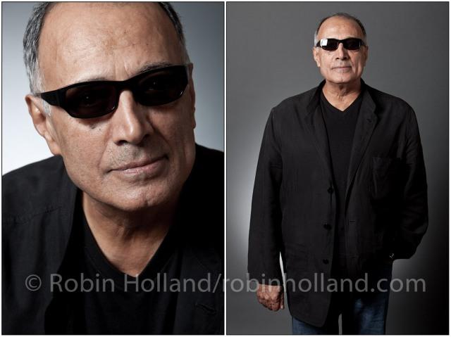 Abbas Kiarostami, NYC, 10/5/12