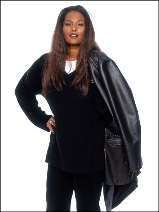Pam Grier, NYC, 10/15/97