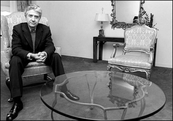 Alain Resnais, NYC, 12/12/80