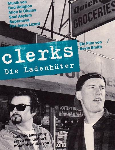 Clerks postcard