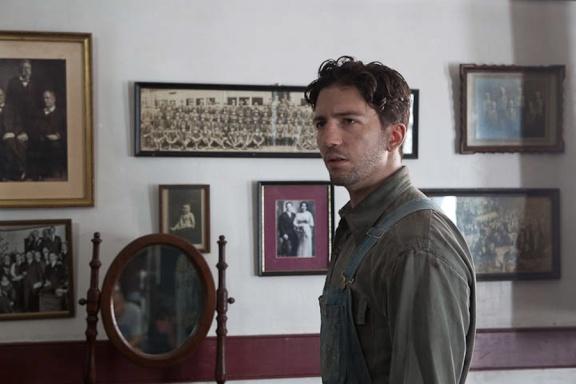 Ned (John Magaro) in One Armed Man
