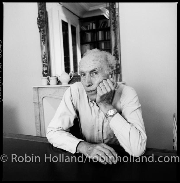 Eric Rohmer, Paris, 8/26/86