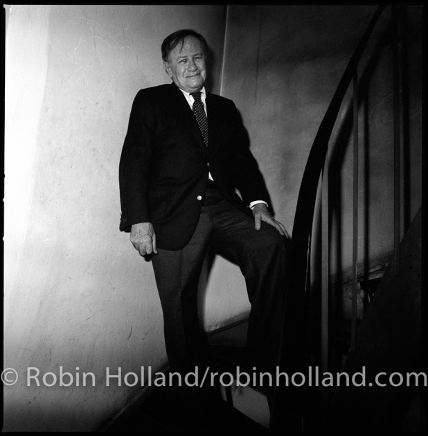 Joseph L. Mankiewicz, Berlin, 3/1/83