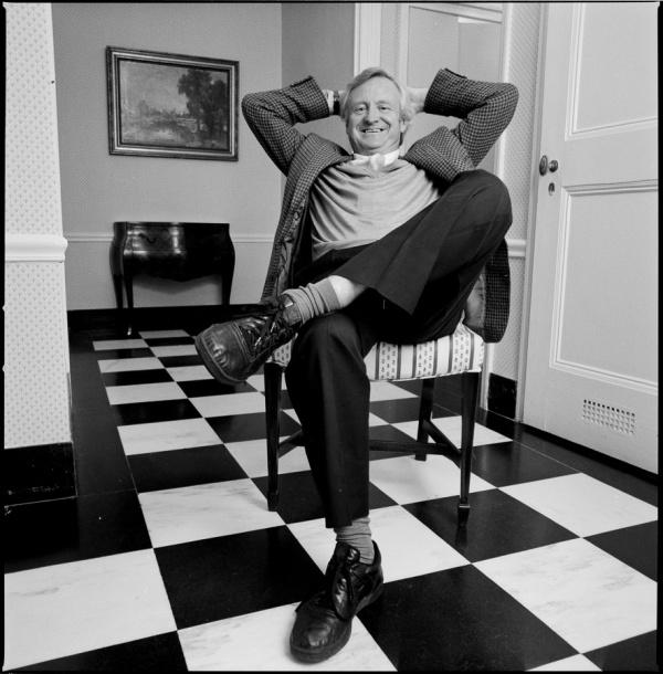 John Boorman, Sherry Netherland, NYC, 10/8/87