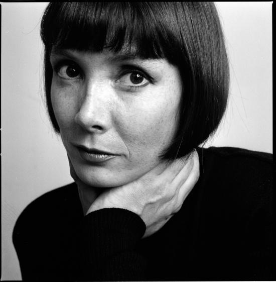 Sabine Azéma, NYC, 10/2/87