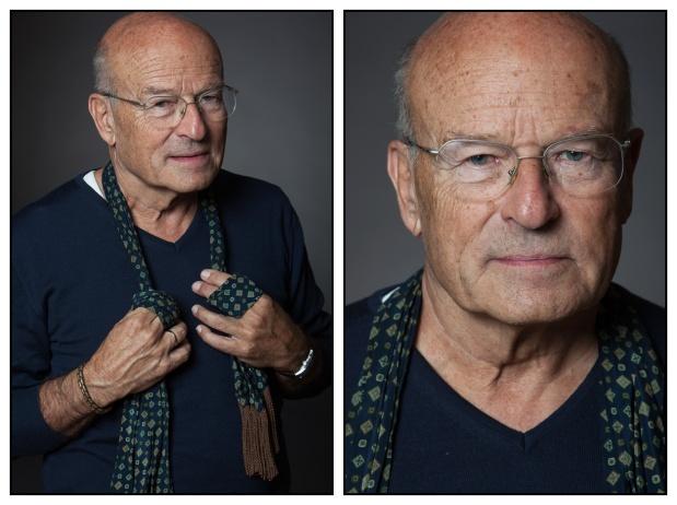 Volker Schlöndorff, NYC, 10/14/14