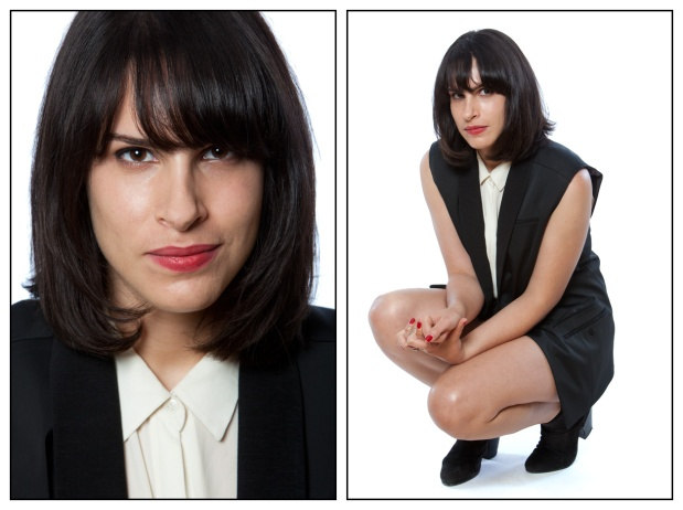 Desiree Akhavan, NYC, 6/19/14