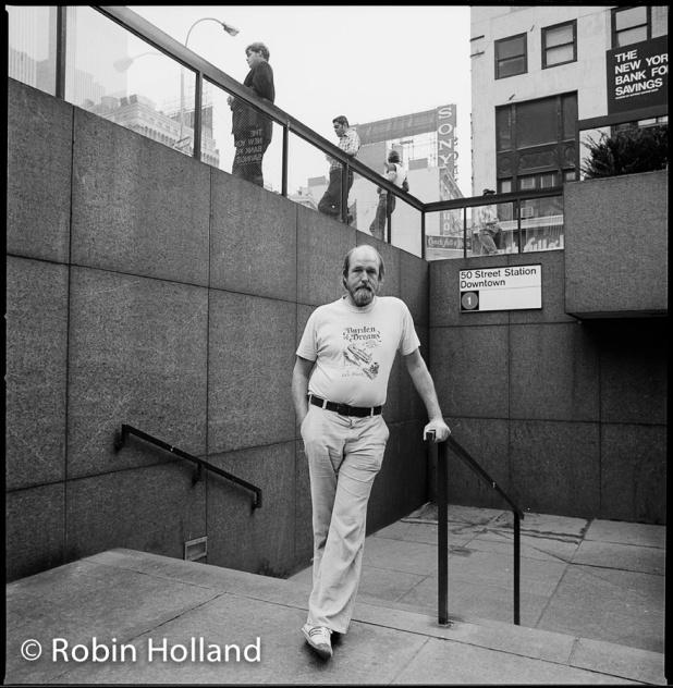 Les Blank, NYC, 9/16/82