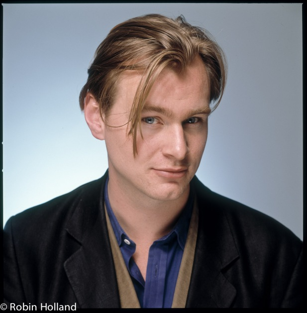 Christopher Nolan, NYC, 1998