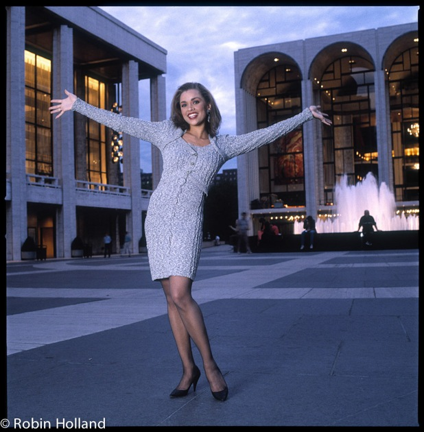 Vanessa Williams, NYC, 6/7/88