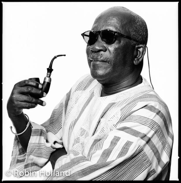 Ousmane Sembene, NYC, 10/17/00