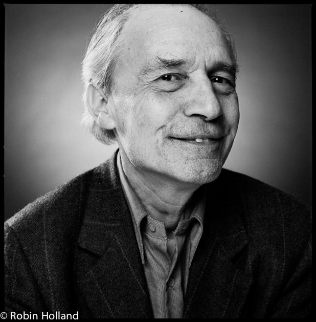 Jacques Rivette, NYC, 2001