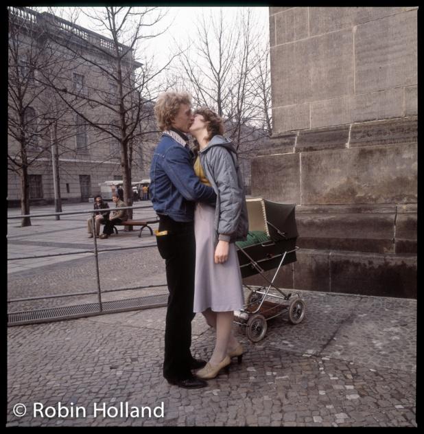 East Berlin, winter 1984