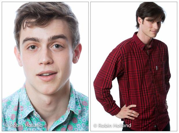 Bingham Bryant and Kyle Molzan, NYC, 6/12/14