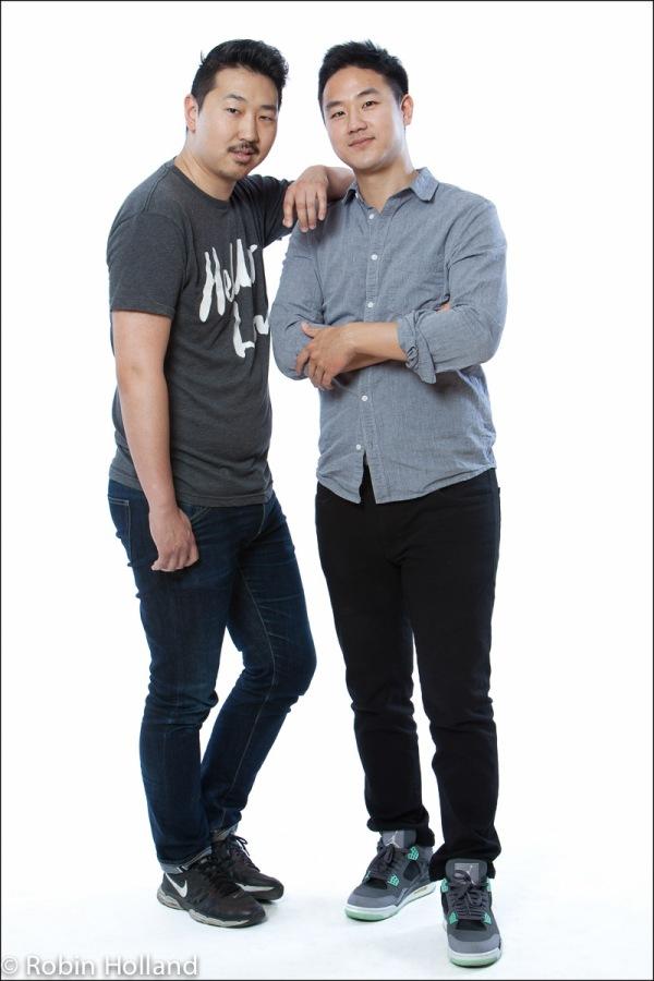 Andrew Ahn and Joe Seo, NYC, 6/17/16