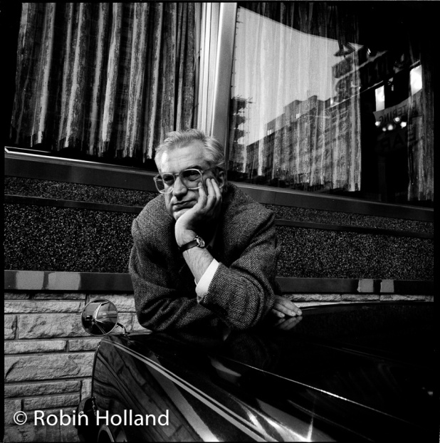 Bertrand Tavernier, NYC, 3/4/11