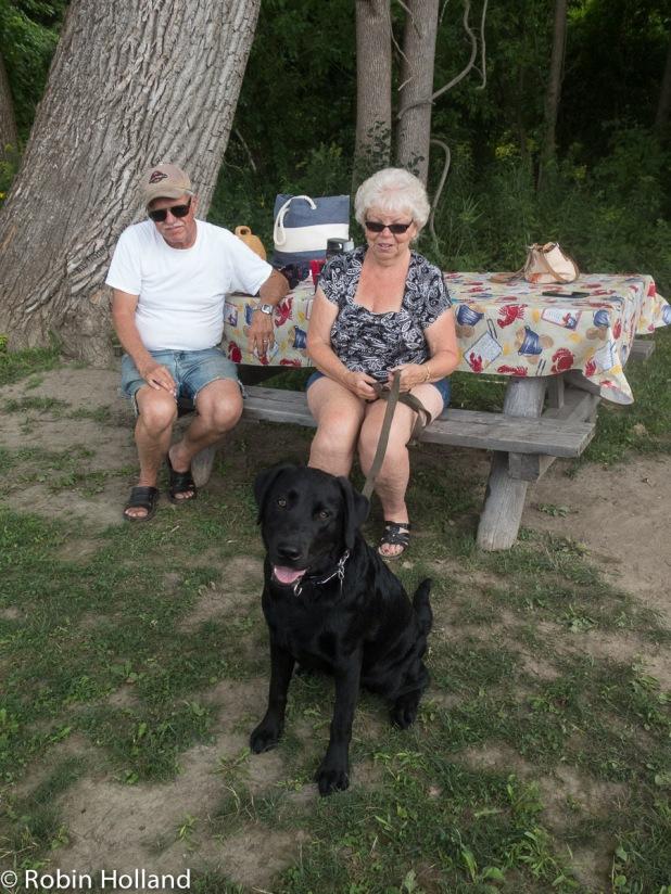 Schodack Island State Park, Schodack, NY, 8/18/16