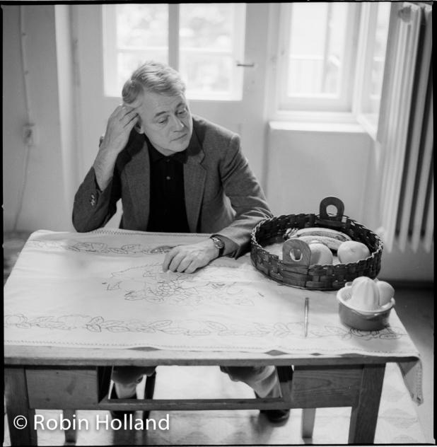 Alexander Kluge, Munich, 6/24/82