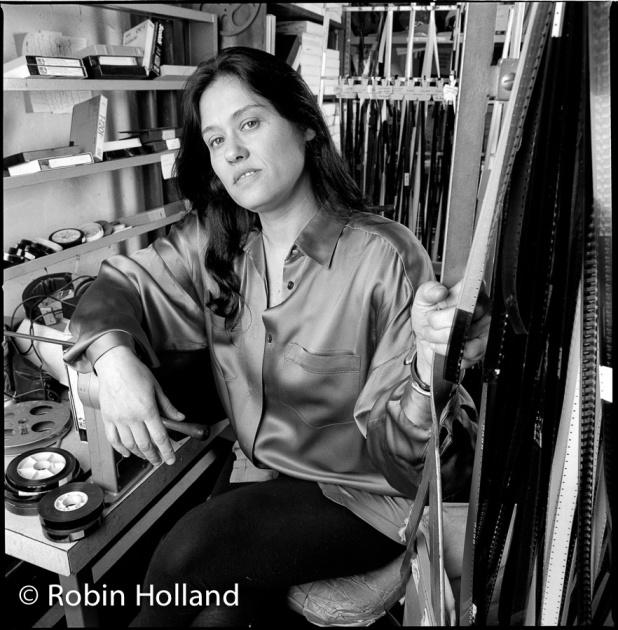 Barbara Kopple. NYC, 2/21/92