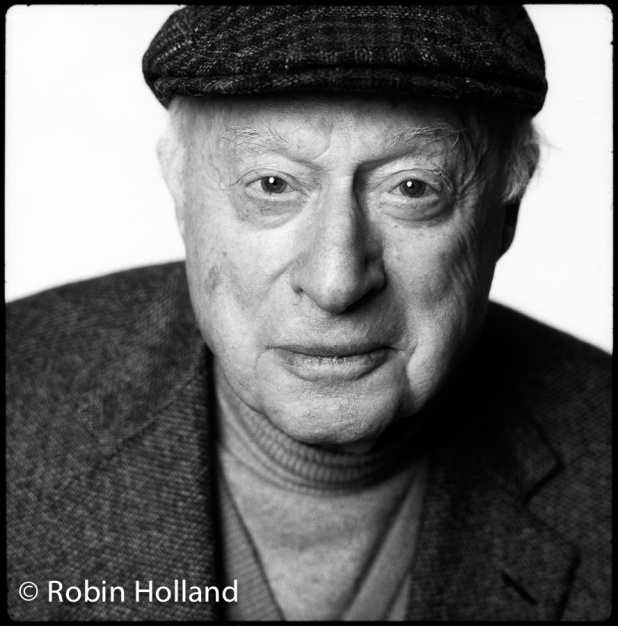 Norman Lloyd, NYC, 11/27/07