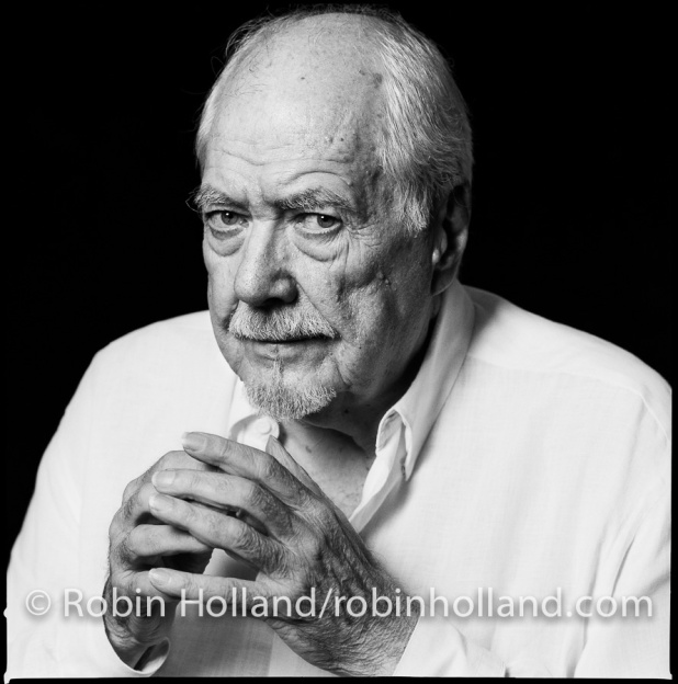 Robert Altman, NYC, 8/19/03